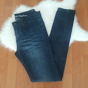 I jeans by Buffalo vegas dark wash skinny Sz 29/8